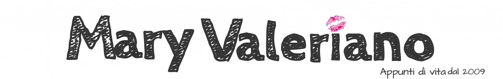 MARY VALERIANO