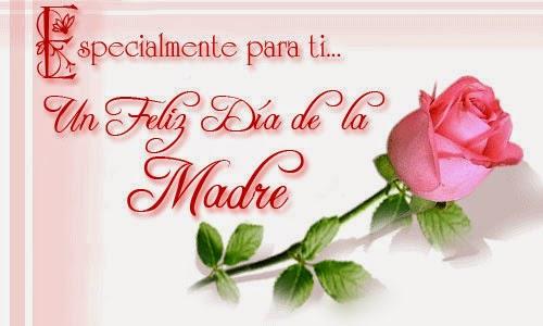 Frases De Feliz Día De La Madre: Especialmente Para Ti Un Feliz Día De La Madre