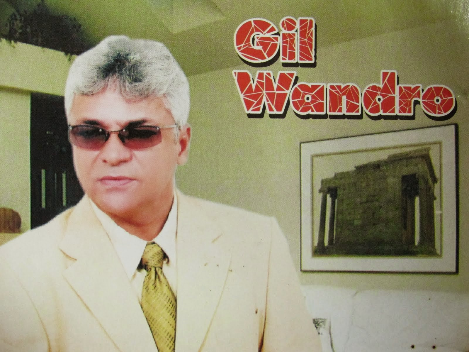 CD I GILWANDRO-Muito obrigado àqueles(las) que se deixaram usar pelo Diabo,ISSO ME TROUXE AS LETRAS