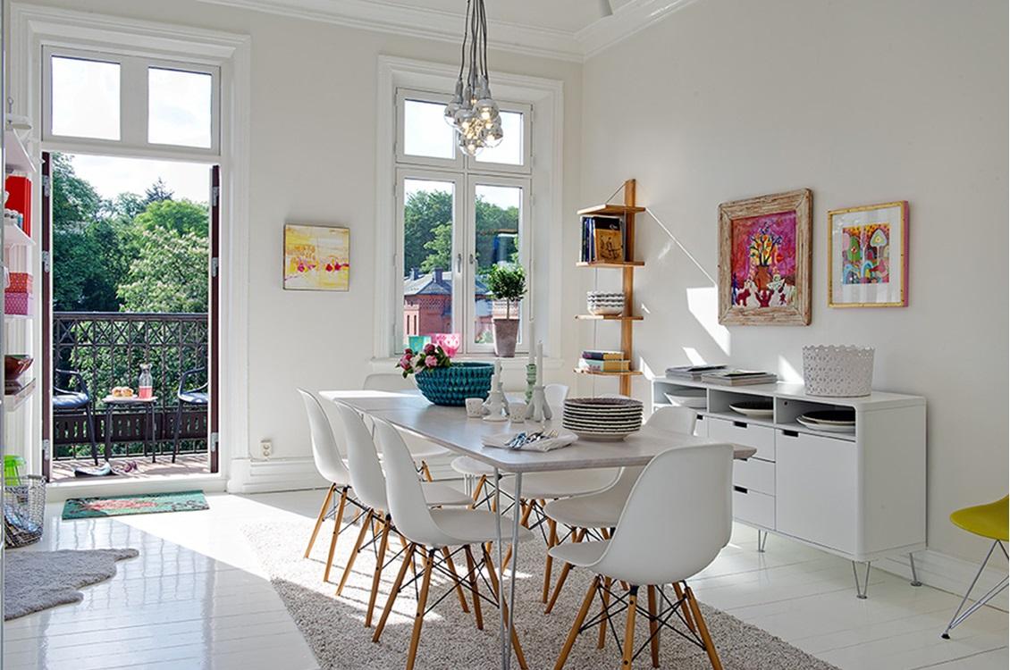 My Bohemic home: Färglada accessoarer