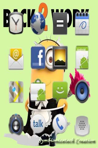 Wallpaper Name : Minion Wallpaper