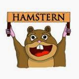 Min absoluta favvoloppis Hamstern