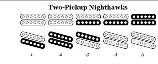 humbucker wiring diagram obl humbucker wiring diagram obl humbucker wiring diagram obl the unique guitar blog the gibson nighthawk guitar