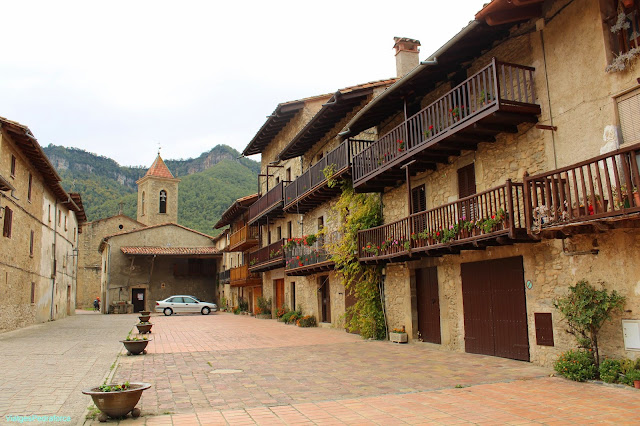 Els Hostalets d'en Bas Vall d'en Bas Garrotxa Conjunt Historic
