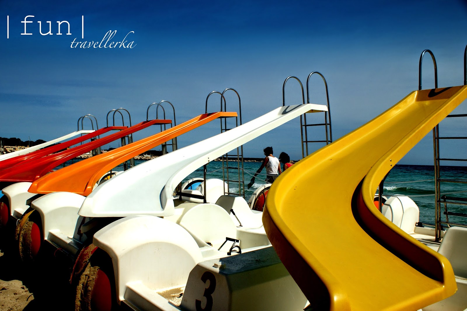 water sports san vito lo capo