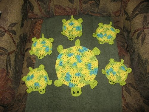 NaturallyCaron.com :: Turtle Toy