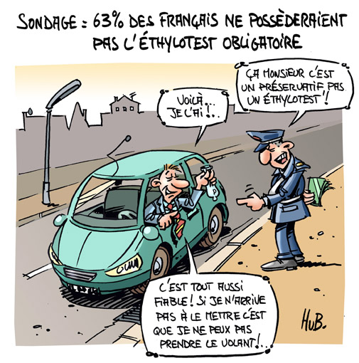 De tout et du reste juillet 2012 - Dessin humoristique voiture ...
