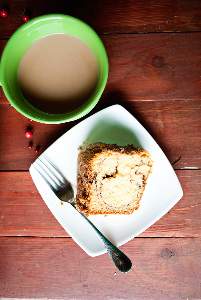 Jewish Coffee Cake #Recipe & A Baking Fail
