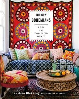 THE NEW BOHEMIAN by Justina Blakeney (Abrams, April 14)