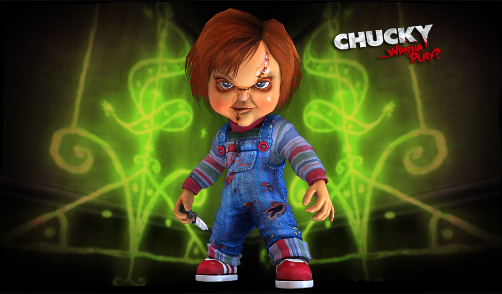 horror shock lolipop games chucky themed video game from