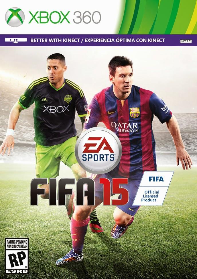 fifa15 Download   Jogo FIFA 15 RF XBOX360