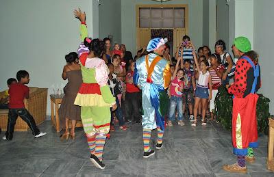 La Feria de Sambalajá para los niños y jóvenes