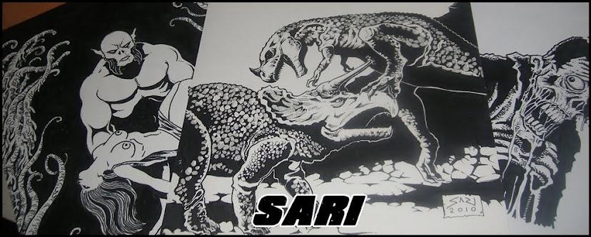 Sari Art