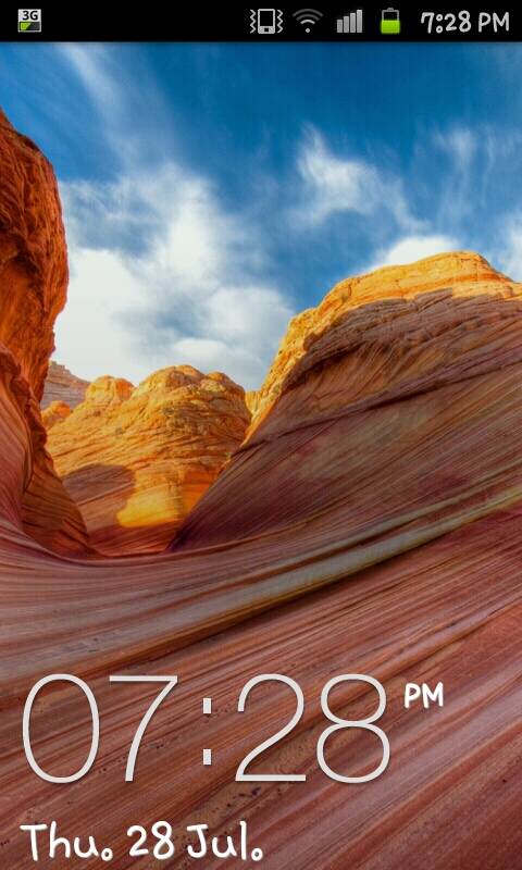 Phone Tips How To Set A Lock Screen Wallpaper On Your Samsung Galaxy S2