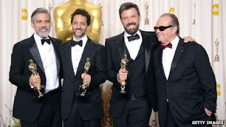 Oscars 2013: Full list of winners