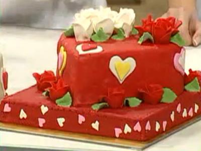 Sevgililer Gününe Özel - Kestaneli Aşk Pastası Nasıl Yapılır - Yılmaz Tekin yapılışını anlatıyor