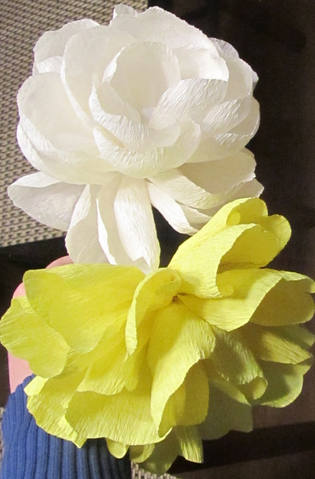 How to Make Crepe Paper Flowers The REAL Tutorial Weddingbee