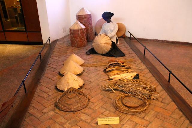Museu de Etnologia de Hanoi no Vietnã