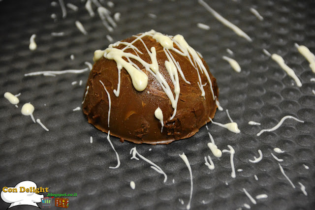 chocolate mousse bombe בומב מוס שוקולד