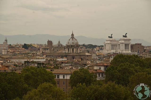 Mirador de Gianicolo Roma