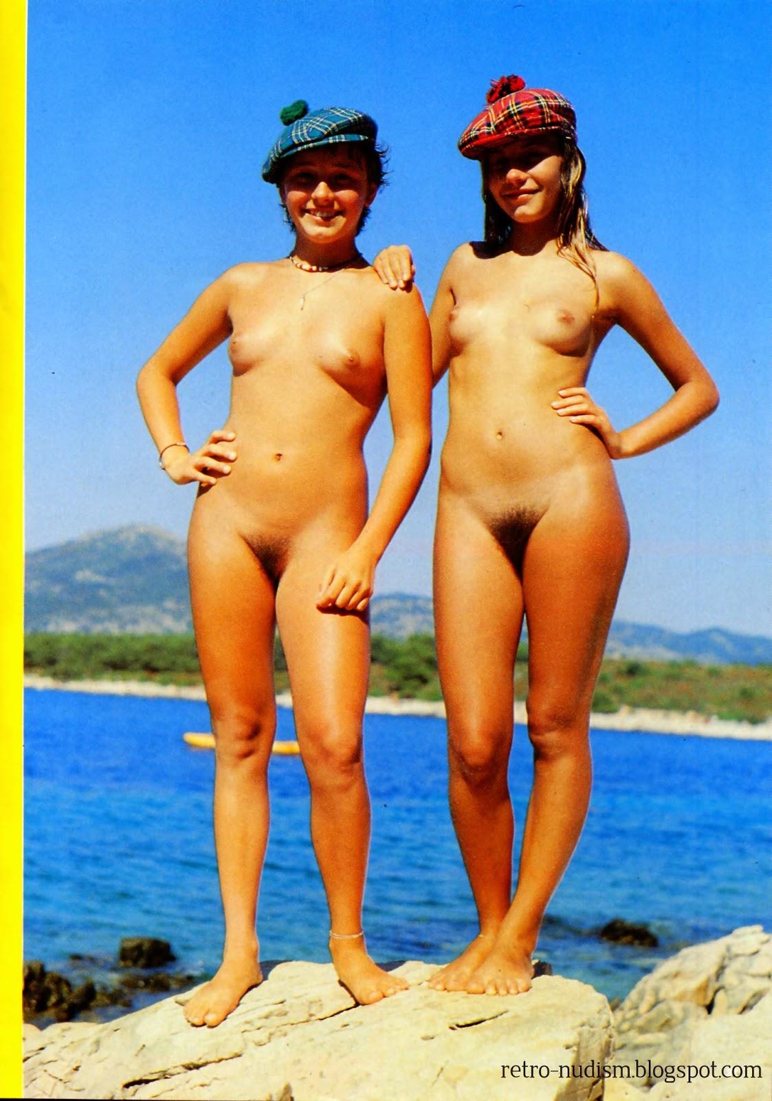 Jung Und Frei Fkk Nudist Family Magazine Nummer 6 - Hot ...
