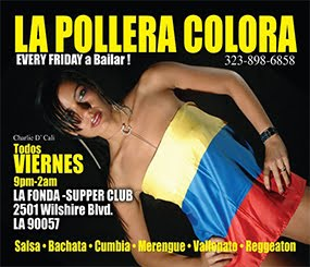 Club Pollera Colora'