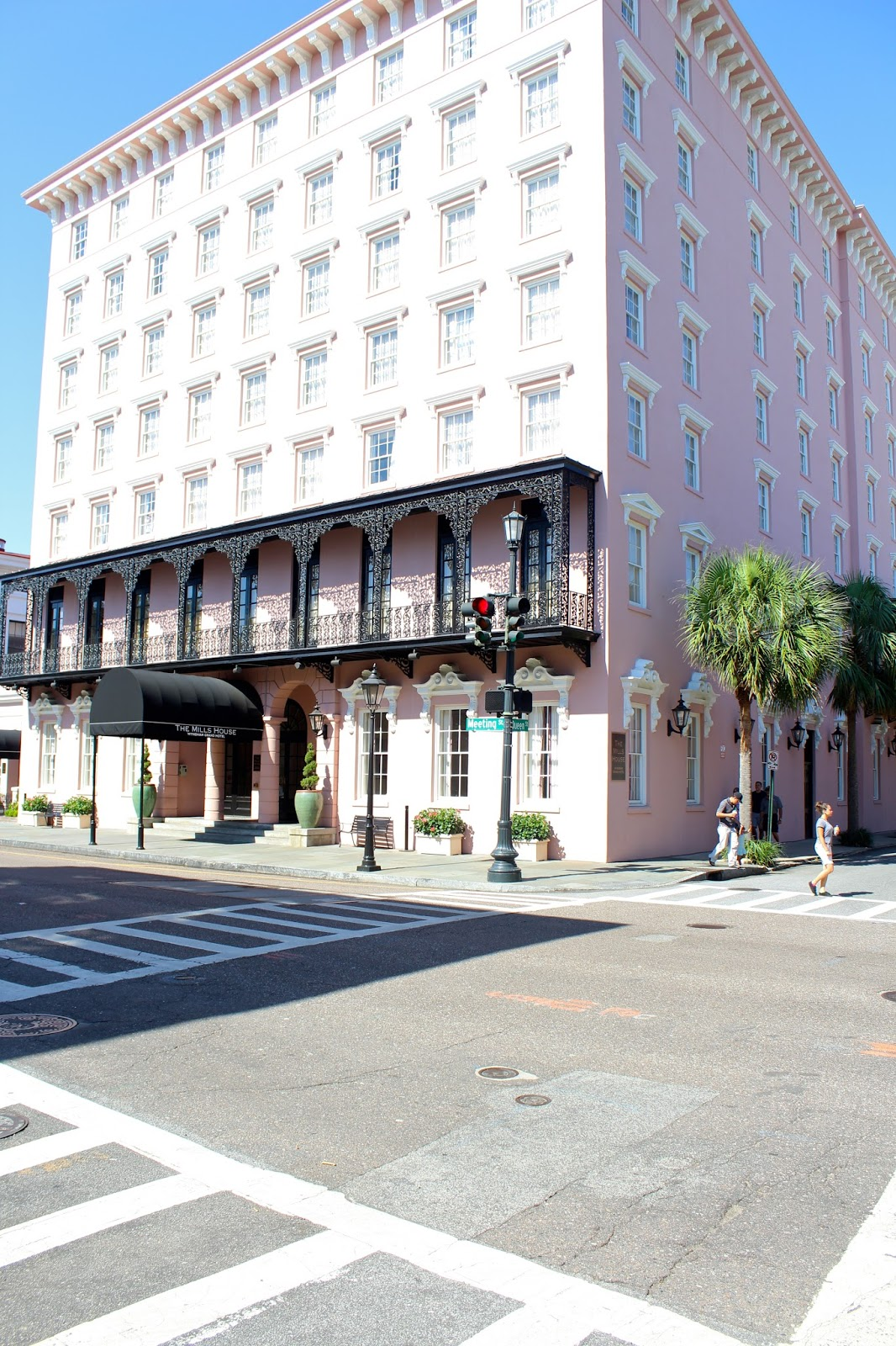 Mills House Charleston, SC