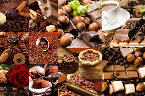 Wallpapers de chocolates y café para iPad y iPad2