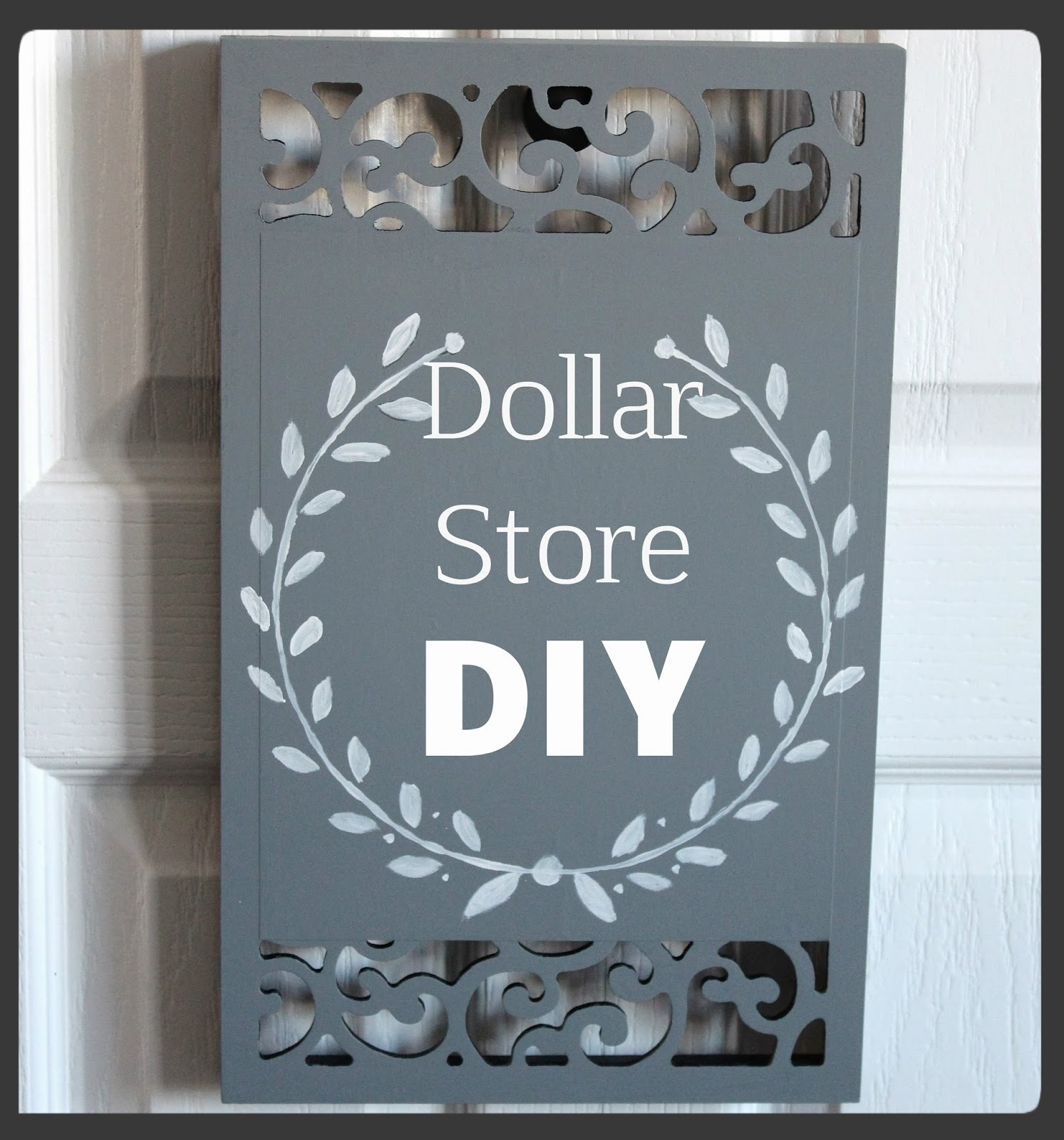 ChicByTab 5 Dollar Store DIY Decor
