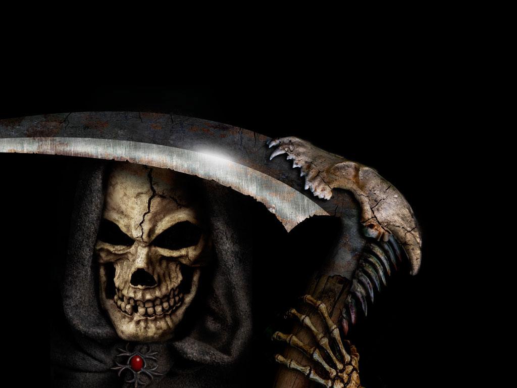 Imagenes  Wallpapers De La Muerte III