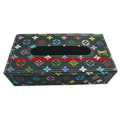 Box Tissue LV 7 Colour