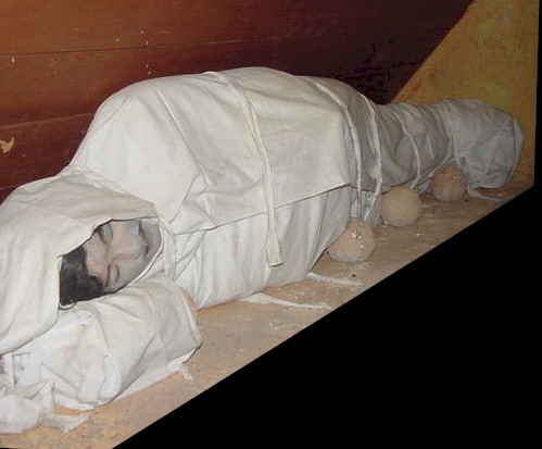 Proses Pembusukan Tubuh Manusia Setelah Mati Dalam ...