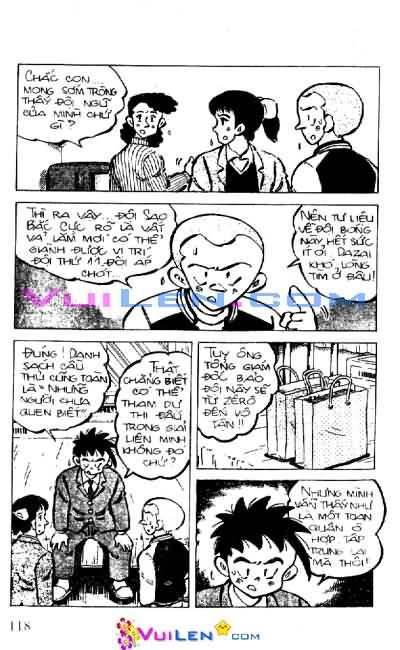 Jindodinho - Đường Dẫn Đến Khung Thành III  Tập 38 page 118 Congtruyen24h