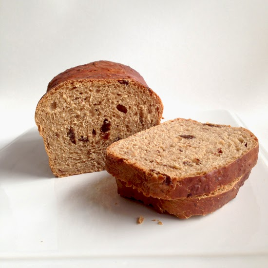 Food Pusher: Cinnamon Raisin Bread