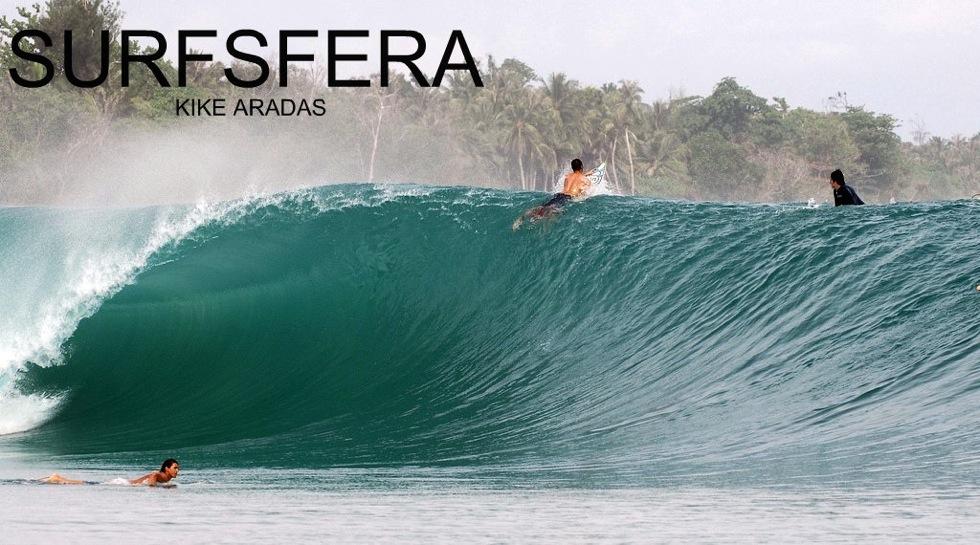 GALICIA SURF REPORT by kike aradas
