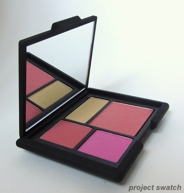 NARS Foreplay blush palette
