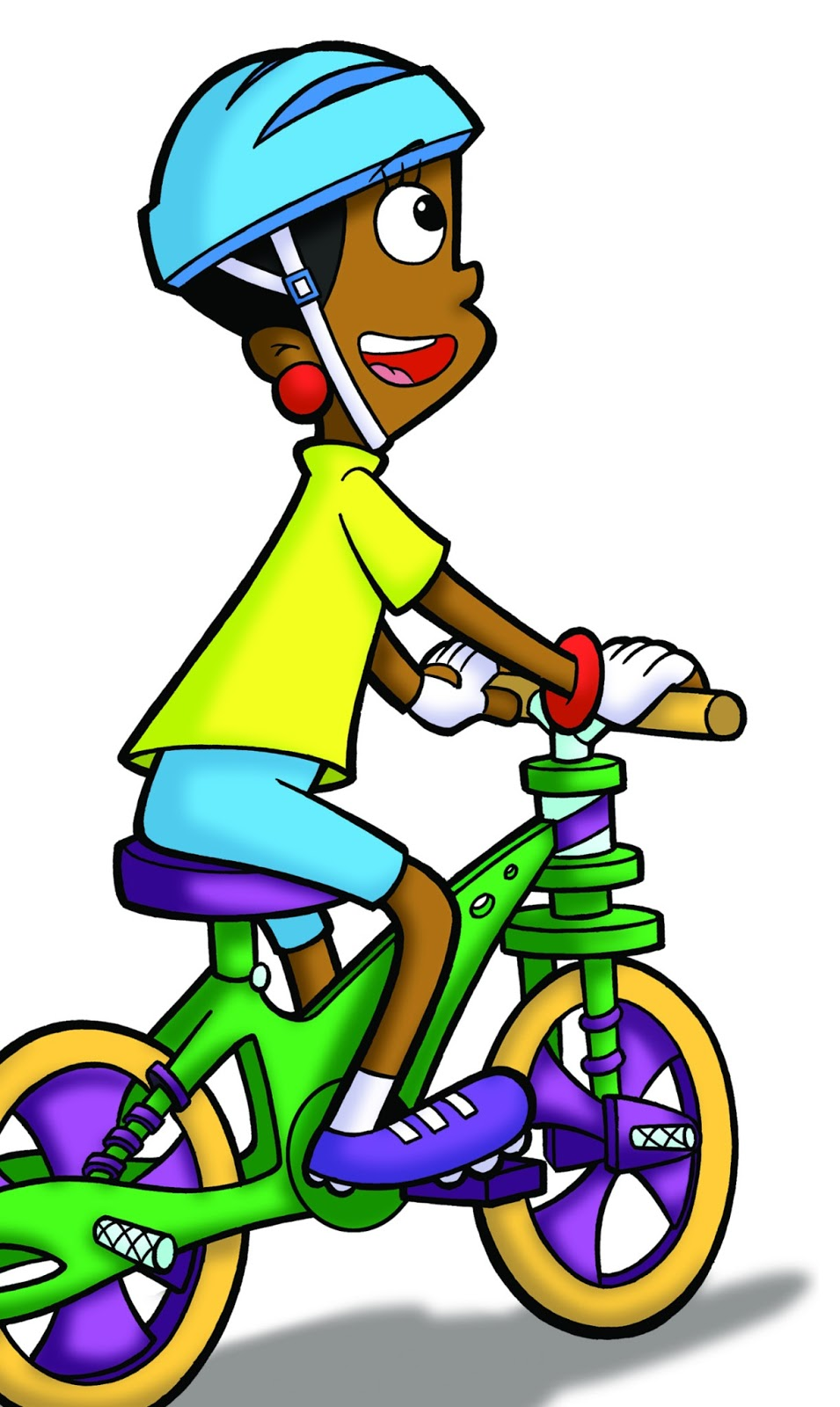 Cartoon Characters: Cyberchase images