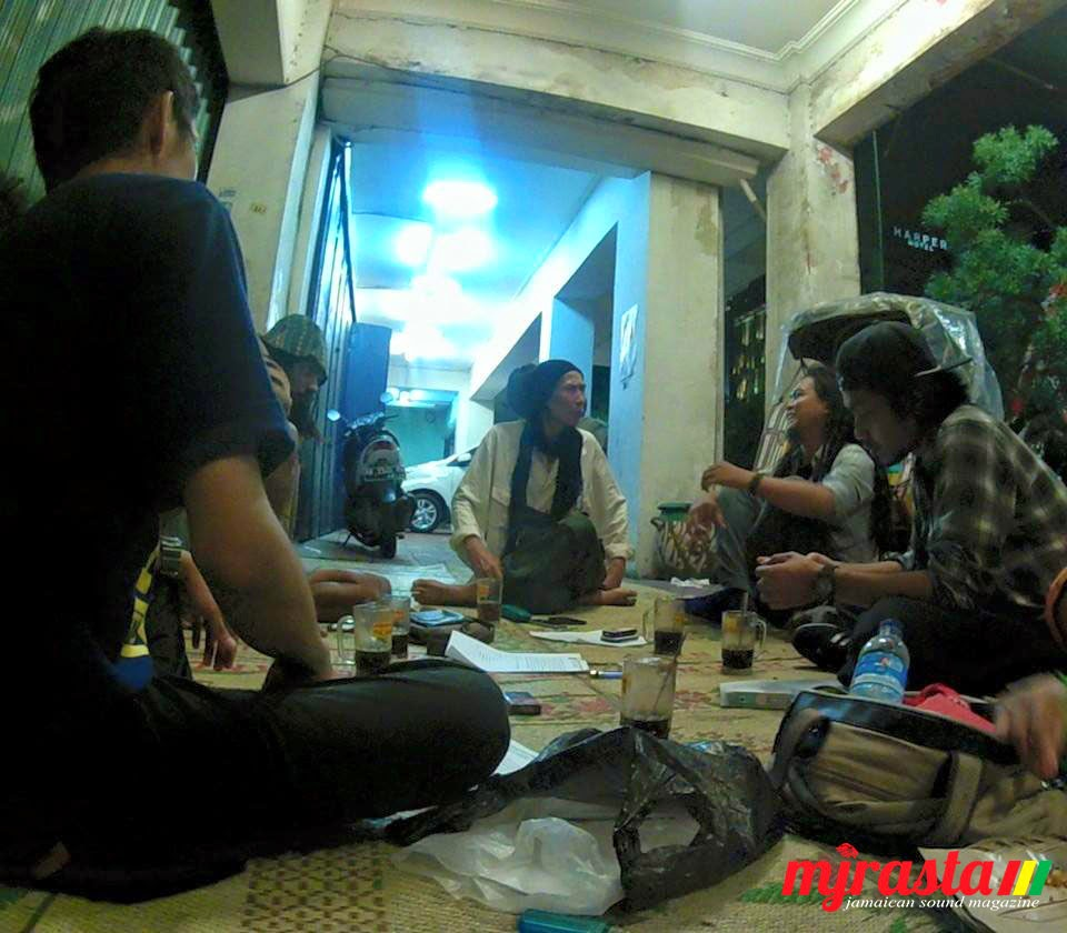 Kumpul Indonesia Reggae Community