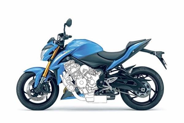 Suzuki patentó un motor híbrido sobrealimentado por turbo eléctrico