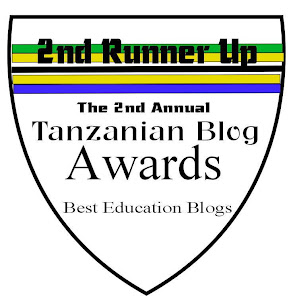 Tanzanian Blog Awards 2012