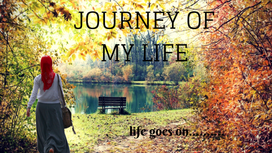 Journey of my life.