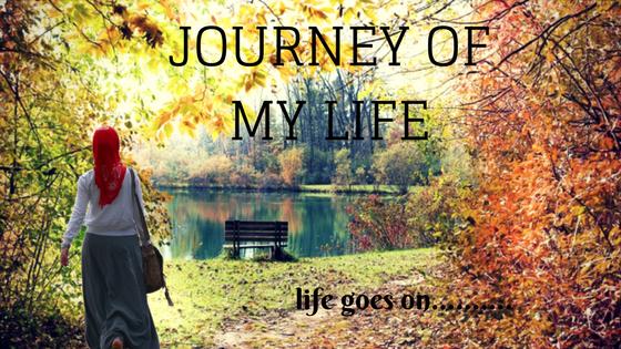 Journey of my life.