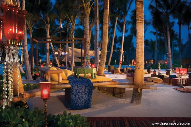 Resort One&Only Reethi Rah - Ilhas Maldivas