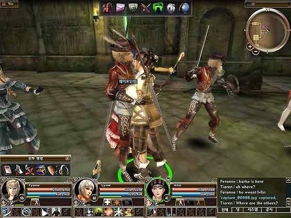 Download Free MMORPG Games - Sword of Destiny - Granado Espada Online