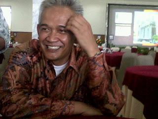 Bamunas Setiawan Boediman berjanji akan tetap komitmen membangun Cirebon.