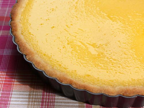 love, laurie: lemon clementine tart with macadamia nut ...