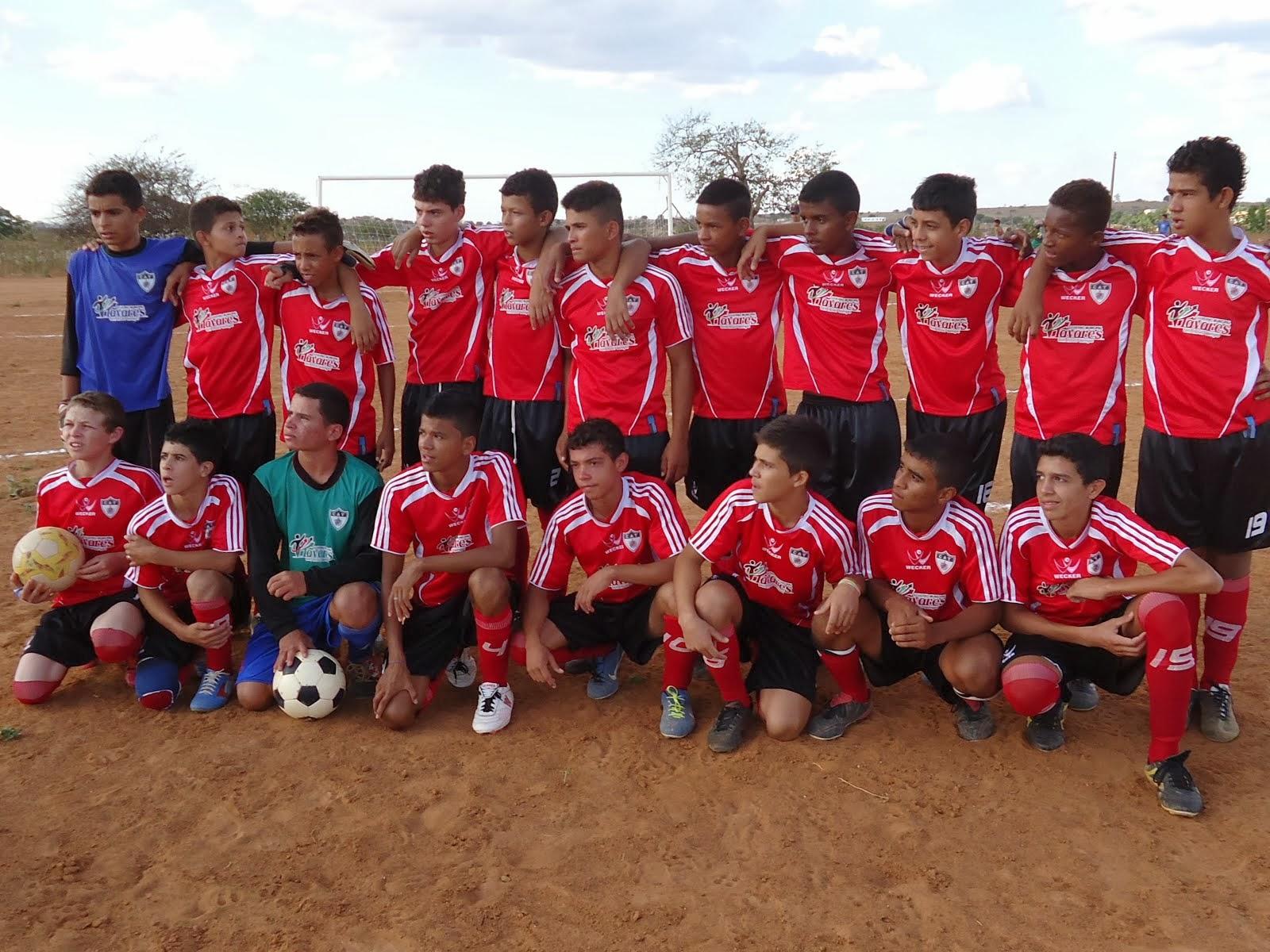 Seleção Tavarense de Futebol Sub-15