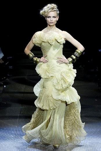 Programme des d fil s haute couture printemps t 2012 - Chambre syndicale de la haute couture parisienne ...