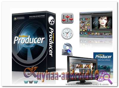 PHOTODEX PROSHOW GOLD & PRODUCER