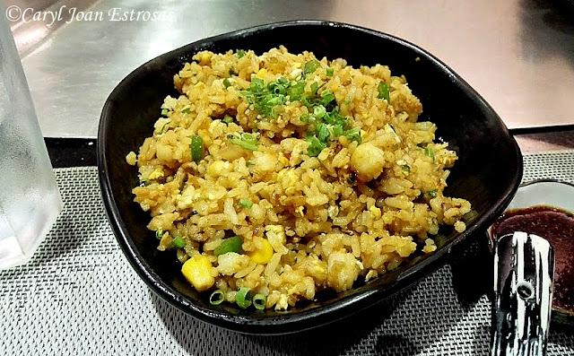 Hungry-pinay.blogspot.com: Teppanya, SM Clark